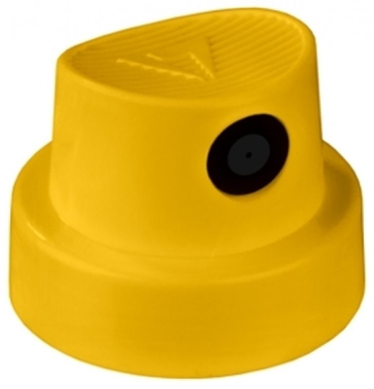 cap YELLOW BLACK