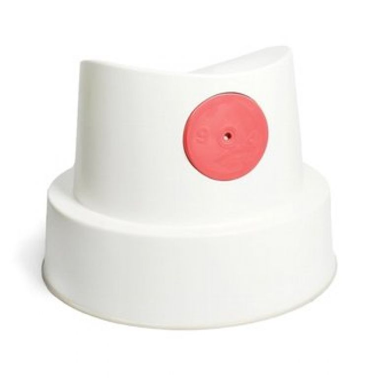 CAP FAT WHITE/PINK